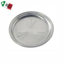 Sottobicchiere dorico tondo Motta in acciaio inox 10 cm