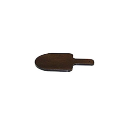 Tagliere con manico in PE effetto legno cm 24x22,5