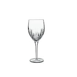 Calice vino bianco Incanto Luigi Bormioli in vetro cl 27,5