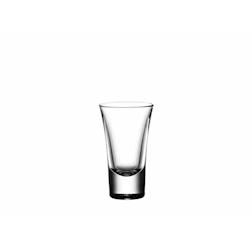 Bicchiere shot Dublino in vetro cl 5,7
