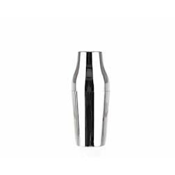 Shaker Parisienne 2 pezzi in acciaio inox cl 50