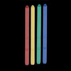 Miscelatori Sci colori assortiti 15 cm
