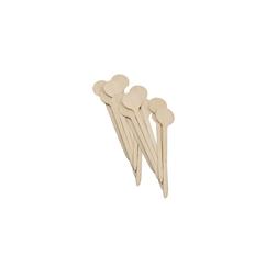 Stecco paletta monouso in legno cm 8