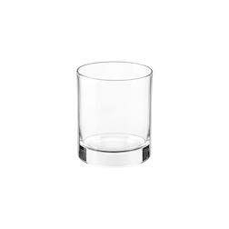 Bicchiere acqua liscio Cortina Bormioli Rocco in vetro cl 25