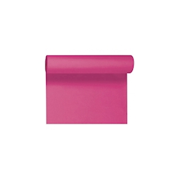 Rotolo Tête-à-Tête Duni in carta Dunicel® 240×40 cm fucsia