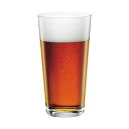 Bicchiere pinta Sestriere Bormioli Rocco in vetro cl 58