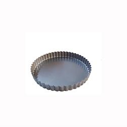 Tortiera per crostata De Buyer in alluminio cm 20
