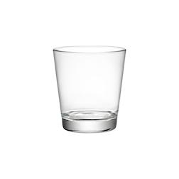 Bicchiere dof Sestriere Bormioli Rocco in vetro cl 36