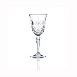 Calice acqua Melodia RCR in vetro cl 27