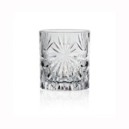 Bicchiere RCR Oasis in cristallo lavorato cl 31