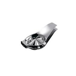 Spremilimone manuela a fetta in acciaio inox cm 11