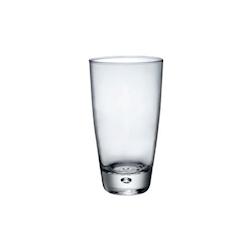 Bicchiere bibita Luna Bormioli Rocco in vetro cl 34