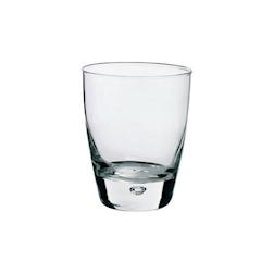 Bicchiere Rocks Luna Bormioli Rocco in vetro 26 cl