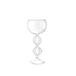 Calice Fili A2 in vetro soffiato cl 44