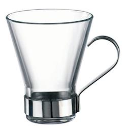 Tazza Ypsilon Bormioli Rocco in vetro cl 22
