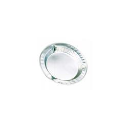 Posacenere monouso in alluminio cm 8,8