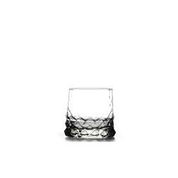 Bicchieri Gem Durobor in vetro lavorato cl 32