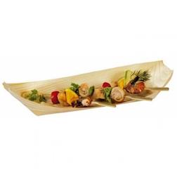 Mini barchetta in legno abete cm 25 x 11