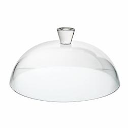 Cupola tonda Pasabahce Patisserie in vetro cm 32