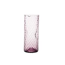 Mixing glass Veneziano in vetro ametista cl 95