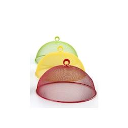 Campane paramosche in filo di colori assortiti cm 35