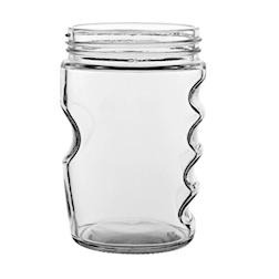 Bicchiere barattolo Grip Jar cl 51