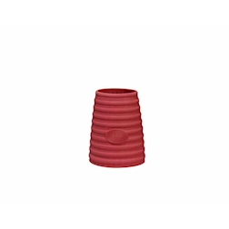 Cover Termica per sifoni Gourmet Isi cl 50 in silicone rosso