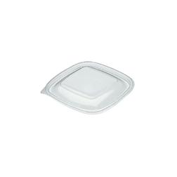 Coperchio per insalatiera monouso Crystal in ps trasparente lt 1