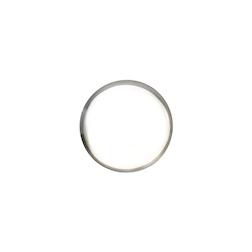 Anello per impiattare in acciaio inox cm 5x3,5