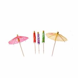 Stecco ombrellino legno 9,5cm