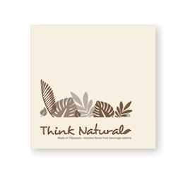 Tovagliolo Drink Natural in Fiberpack® cm 25x25