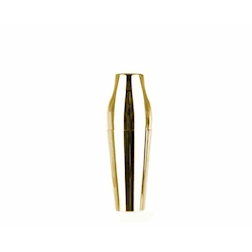Shaker Parisienne Italy in acciaio inox dorato cl 75