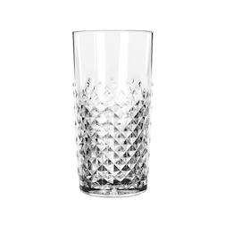 Bicchieri Carats Hight Glass Libbey in vetro cl 41