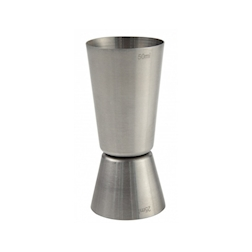 Jigger Professional in acciaio inox ml 25 50