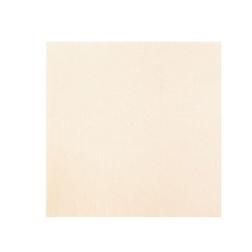 Tovagliolini Like Linen in carta crema cm 20x20