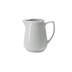 Lattiera Roma Saturnia in porcellana bianca cl 61