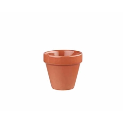 Vasetto Paprika Churchill in ceramica vetrificata cl 11,4