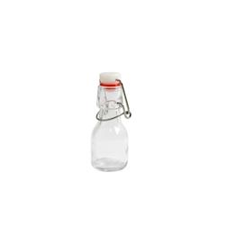 Minibottiglia ermetica in vetro cl 7
