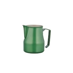 Lattiera Motta in acciaio inox verde cl 75