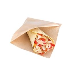 Sacchetti porta panini con doppia apertura cm 12x12,2