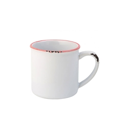 Tazza mug Avebury Red in porcellana cl 28