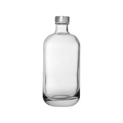 Bottiglia Era in vetro con tappo cl 50