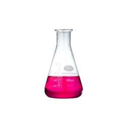 Ampolla Graduata In Vetro Trasparente Cl 50