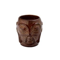 Tiki Mug Bora Bora in ceramica cl 50