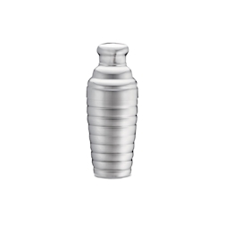 Shaker cobbler Beehive in acciaio inox oz 16