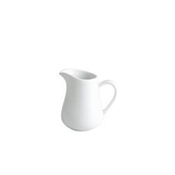 Mini lattiera in porcellana bianca cl 7,5