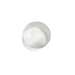 Stampo tondo in acciaio inox 3.15x2.36 inch