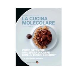 La cucina molecolare di Anne Cazor