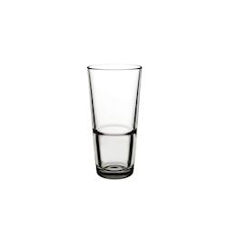 Bicchiere impilabile Grande-S in vetro cl 37,6