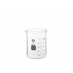 Contenitore Beaker in vetro bomex graduato cl 60